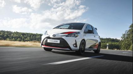 Ostrá Toyota Yaris GRMN prichádza. Má 212 k a cenu 29 900 €