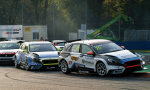 Maťo Homola ukončil sezónu TCR Europe skvelou stíhacou jazdou