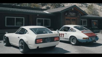 Datsun 240Z vs. Porsche 911