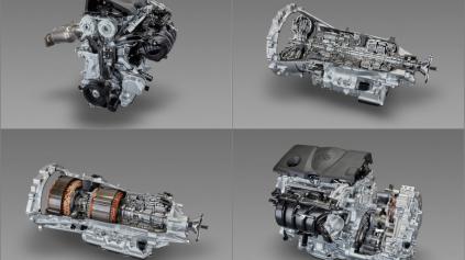 Toto je nová generácia motorov, prevodoviek a hybridov, ktorú predstavila Toyota