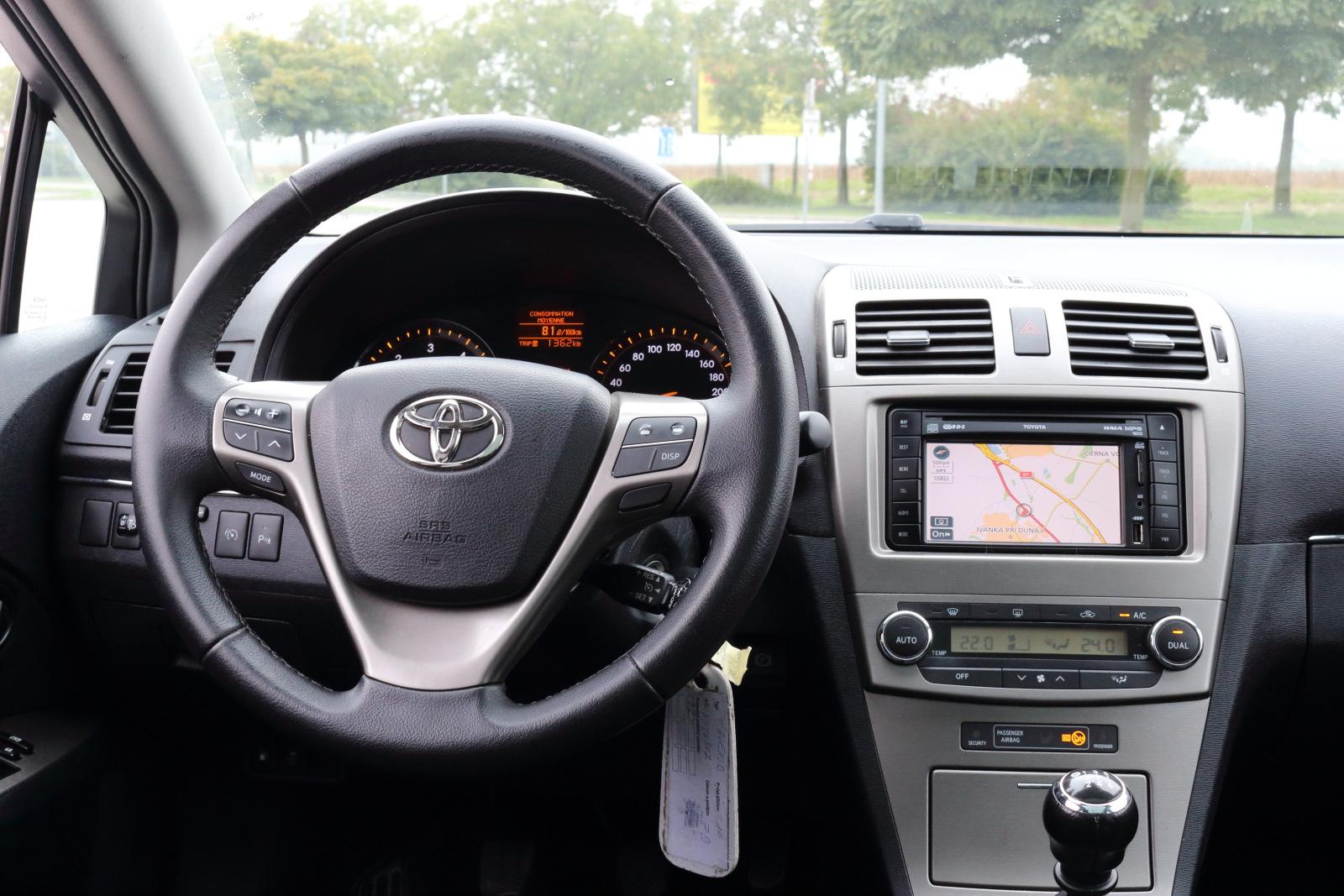 Topspeed.sk Test jazdenky Toyota Avensis T27