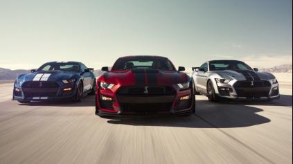 Ford Shelby GT500 bude najrýchlejší Mustang