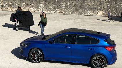 Predčasne nafotili nový Ford Focus, bude zásadne iný