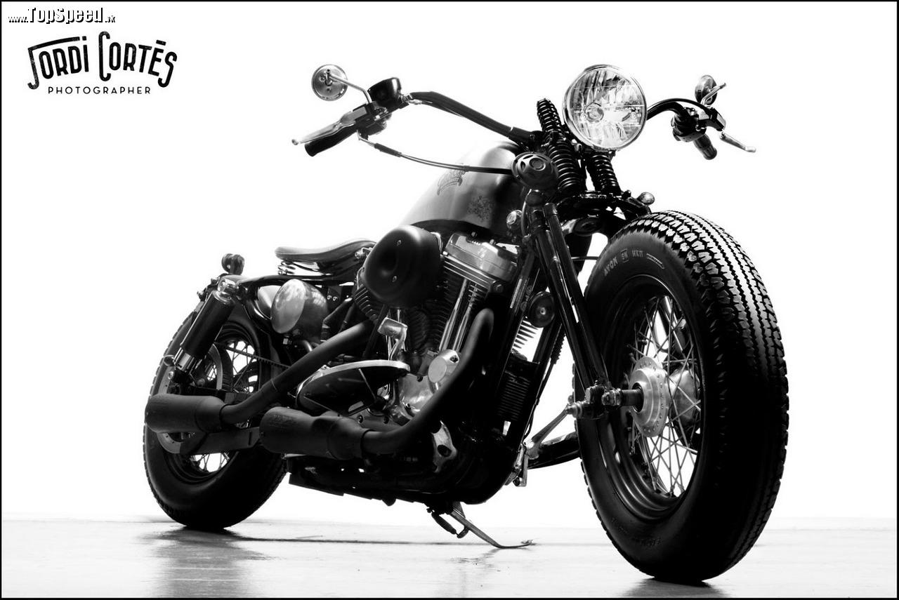 Gascap Bike