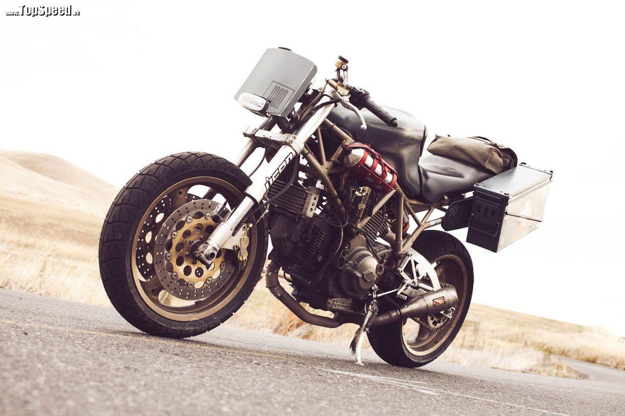 Ducati SS900 Operator