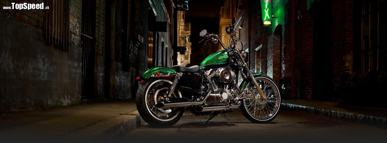 Harley Davidson Seventy Two HCC