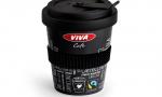 Káva so sebou do opakovane použiteľných porcelánových pohárov od OMV