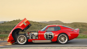 SHELBY DAYTONA COUPE LE MANS EDITION