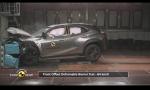 Malé SUV Lexus UX Euro NCAP dal za 5