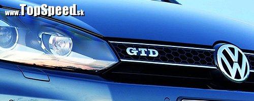 Volkswagen Golf GTD, tak, a dočkali sme sa... spojenie toho najlepšieho z oboch svetov.