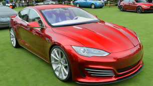 SALEEN UPRAVIL TESLU MODEL S