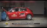 Opel Corsa Euro NCAP prešla na 4 hviezdičky