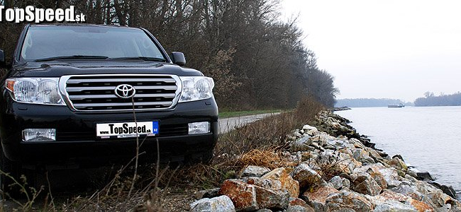 <p>Toyota Land Cruiser V8</p>