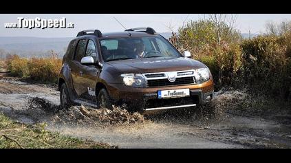 Test Dacia Duster 1,5 dCi 4x4