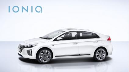 Hyundai IONIQ má lepšiu aerodynamiku ako súperi a eko interiér