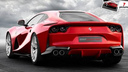 Ferrari 812 Superfast. Najrýchlejšie GT na svete?
