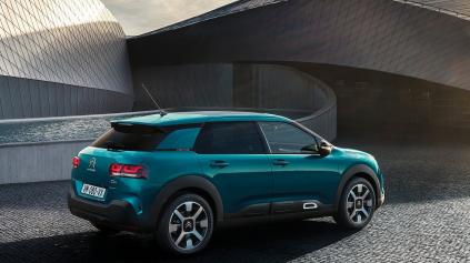 Citroën C4 a C4 Cactus splynie do jedného