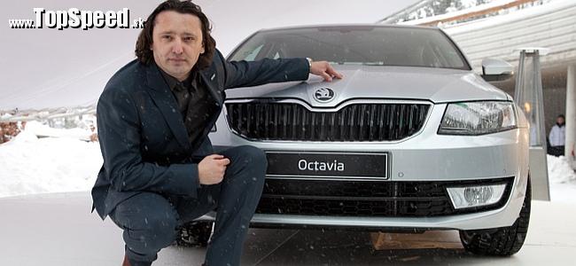 Prvá recenzia Škoda Octavia III