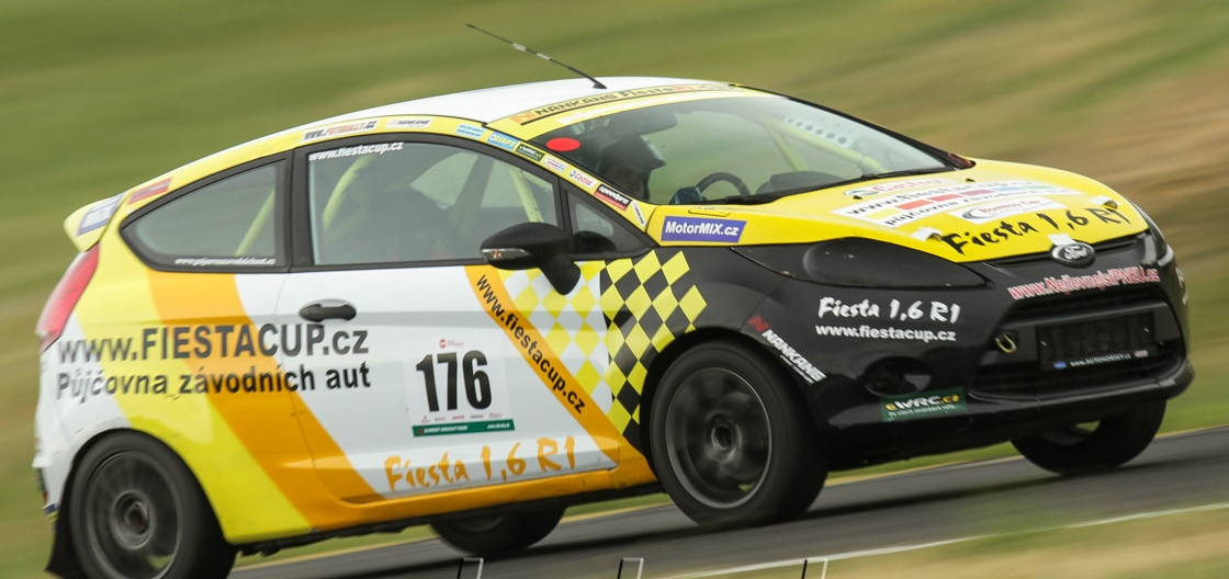 Ford Fiesta R1 Cup
