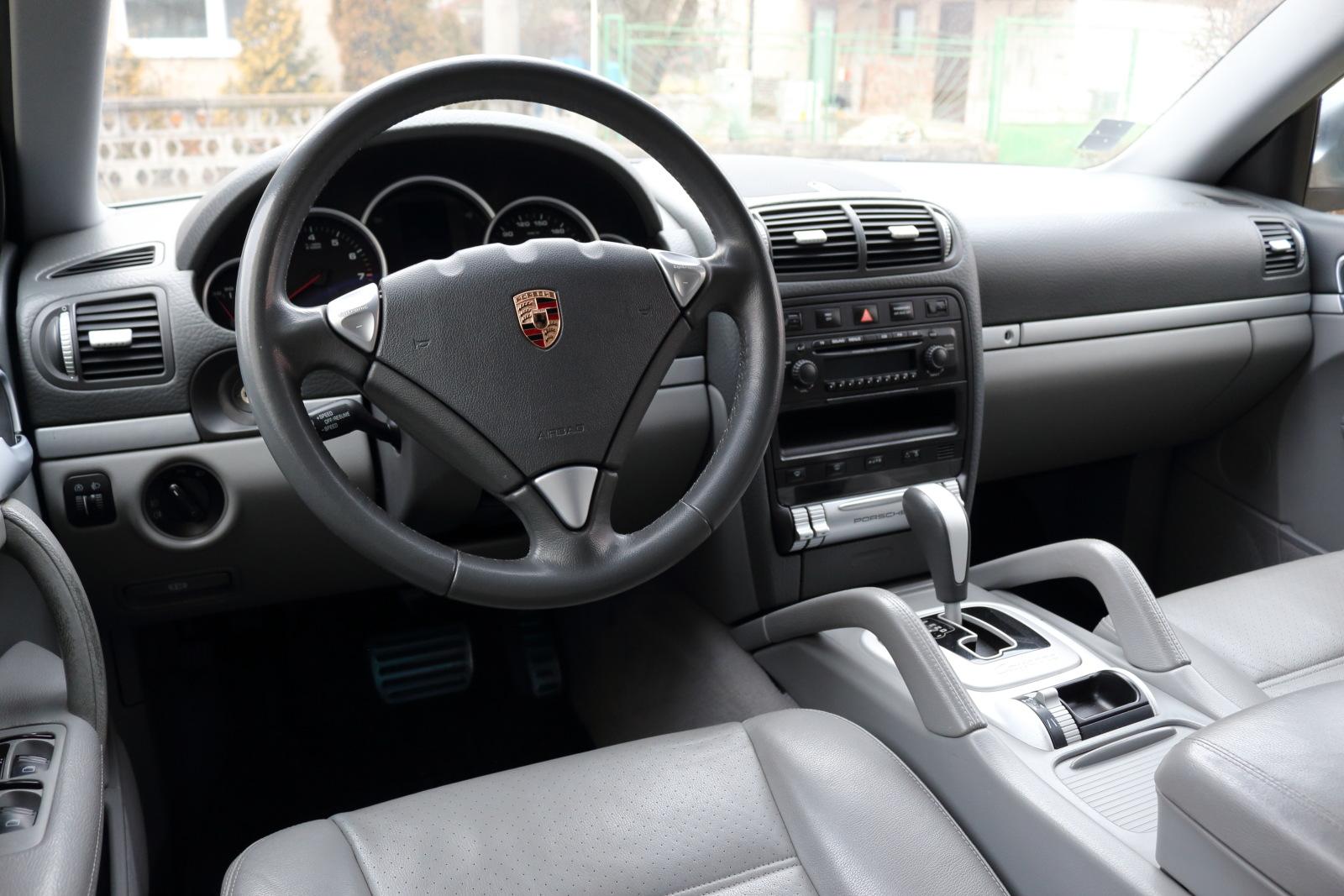 TopSpeed.sk test jazdenky Porsche Cayenne 9PA