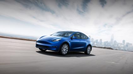 Tesla Model Y je horúca novinka Elona Muska