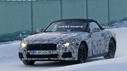 BMW Z5 a Toyotu Supru budú vyrábať v Rakúsku