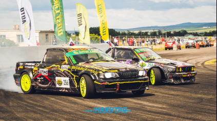 CAR AT TUNING PARTY XV. – BACK TO THE TRADITION