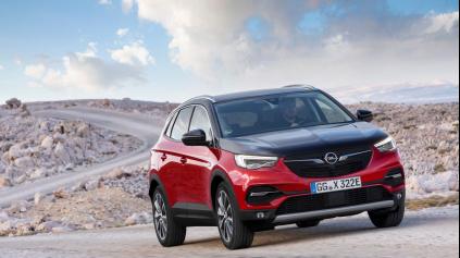 Opel Grandland X plug-in hybrid nie je prvý elektrifikovaný Opel