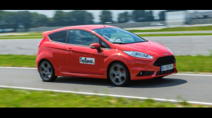 Test Ford Fiesta ST mk7