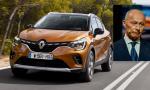 Šéf Renaultu, Thierry Bolloré, označil svoju výpoveď za akt prevzatia moci