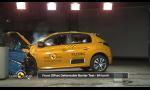 Aj Peugeot 208 Euro NCAP prešiel len na 4 hviezdičky