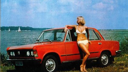 AUTÁ NAŠICH RODIČOV: FIAT 125P (1967-1991)