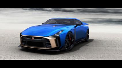 Prototyp GT-R50 pôjde skutočne do výroby
