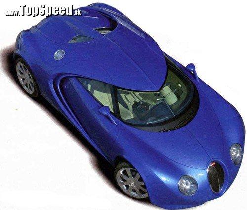 Bude takto vyzerať nový Veyron?