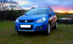 čitateľská recenzia: Suzuki SX4 1,6VVT 2WD