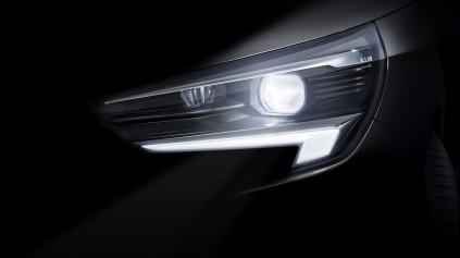 Nový Opel Corsa dostane inteligentné LED svetlá