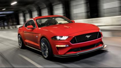 Výkonnejší Ford Mustang už v roku 2020?