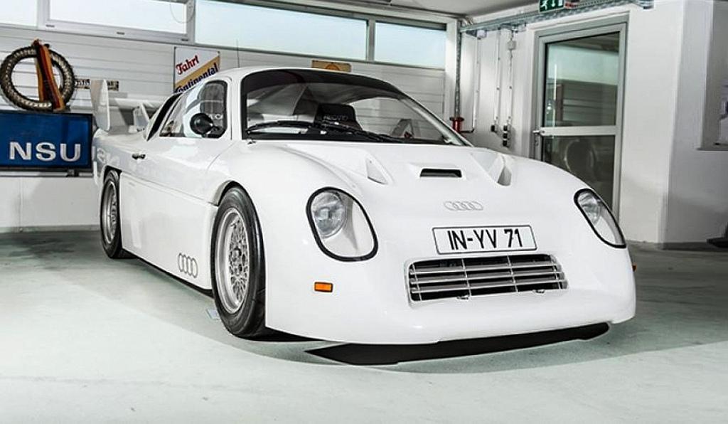 Audi Gumpert Group S