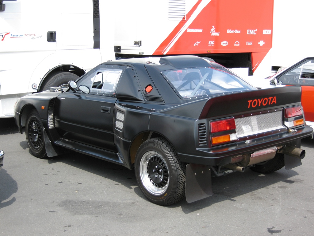 Toyota MR-2 Group S