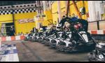 Tvrdé boje od prvých pretekov - I. KartCup 2016
