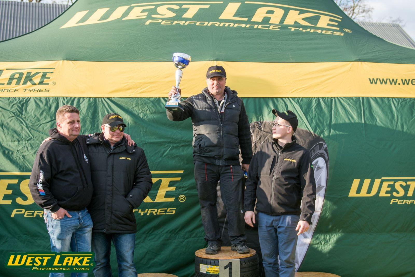 WestLake Rally Cestice odštartovala MTE Cup 2017
