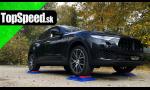 Maserati Levante 4x4 test