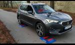 SEAT Tarraco 4x4 test