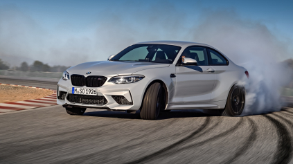 Mala by vzniknúť aj druhá generácia BMW M2