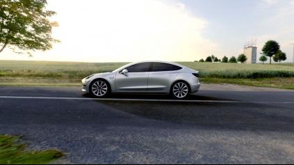 Tesla má už takmer 400 000 rezervácií na Model 3