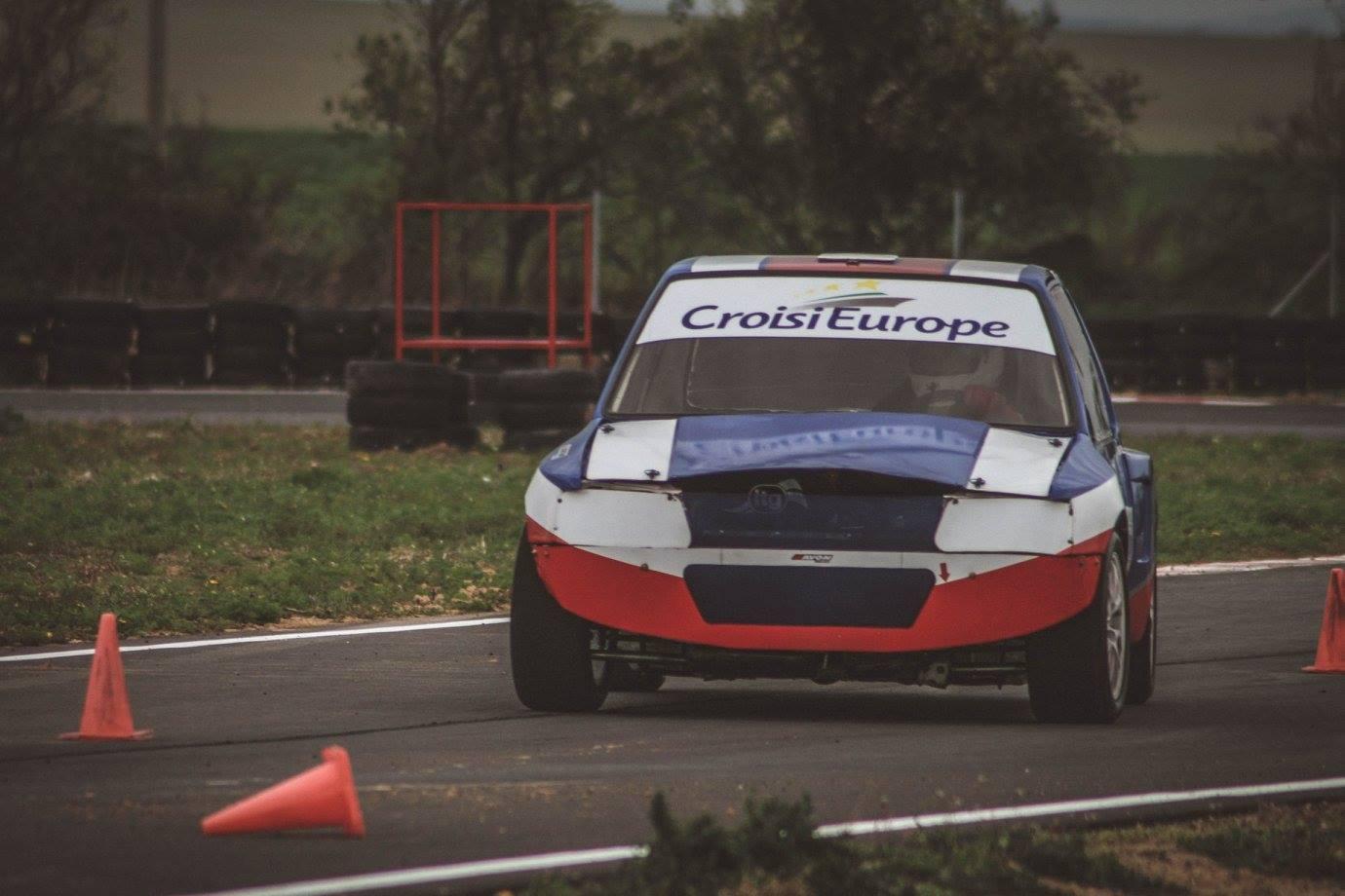 Československý Autoslalom začal sezónu na motokárovej dráhe v Dlhej