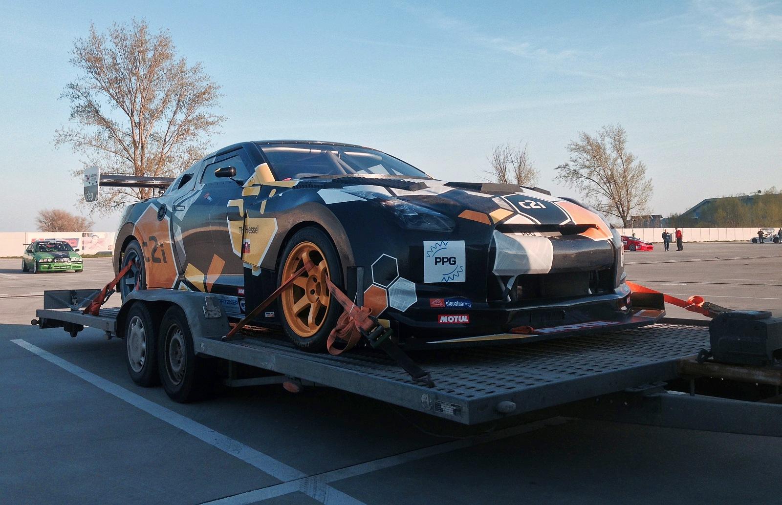 Nissan GT-R Autopia project slovensko