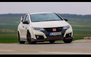 TEST: HONDA CIVIC TYPER