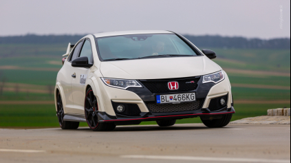 Test Honda Civic TypeR