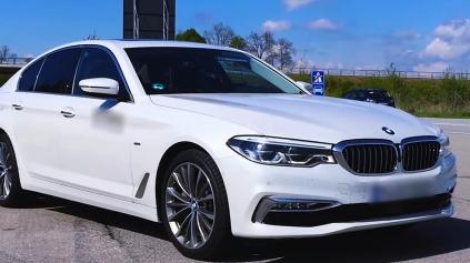 AKO ZRÝCHLI BMW 530D G30 NA MAXIMÁLKU?